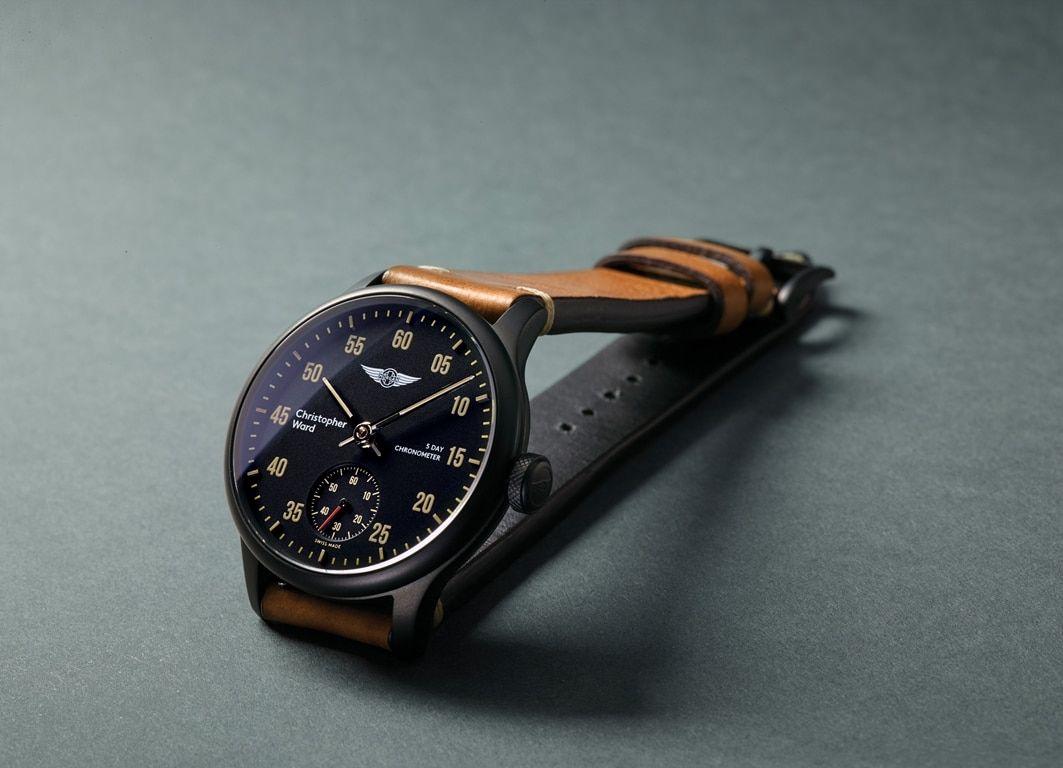 Christopher Ward C1 Morgan Chronometer Watches   Bijoux