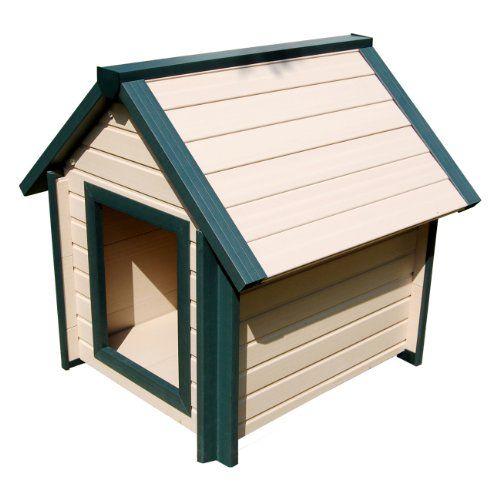 Newagepet Eco Concepts Bunkhouse Style Medium Dog House Best Dog