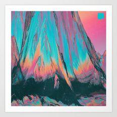 MOMTERN (everyday 02.11.16) Art Print
