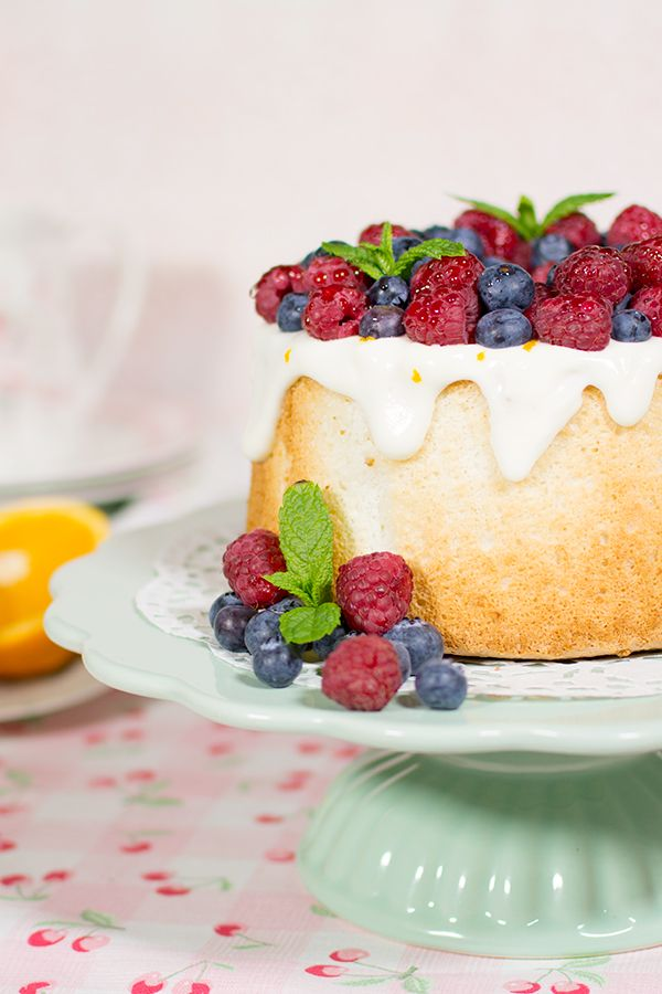 Tartas Espectaculares - Maria Lunarillos   Crema   Merengue