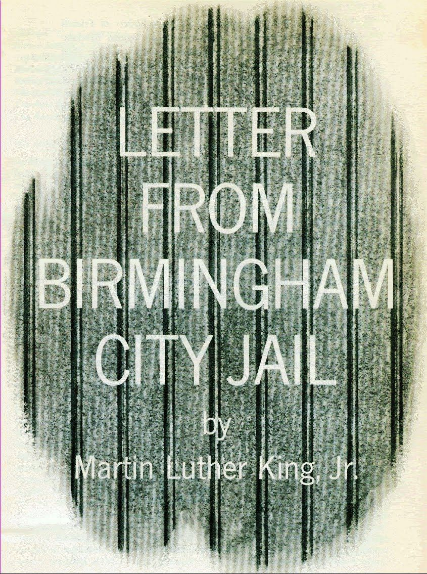 Martin Luther King's Letter from Birmingham Jail