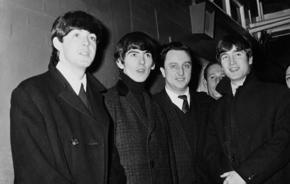 "Remember the time Ken Dodd revealed that the Beatles were ""martians"""
