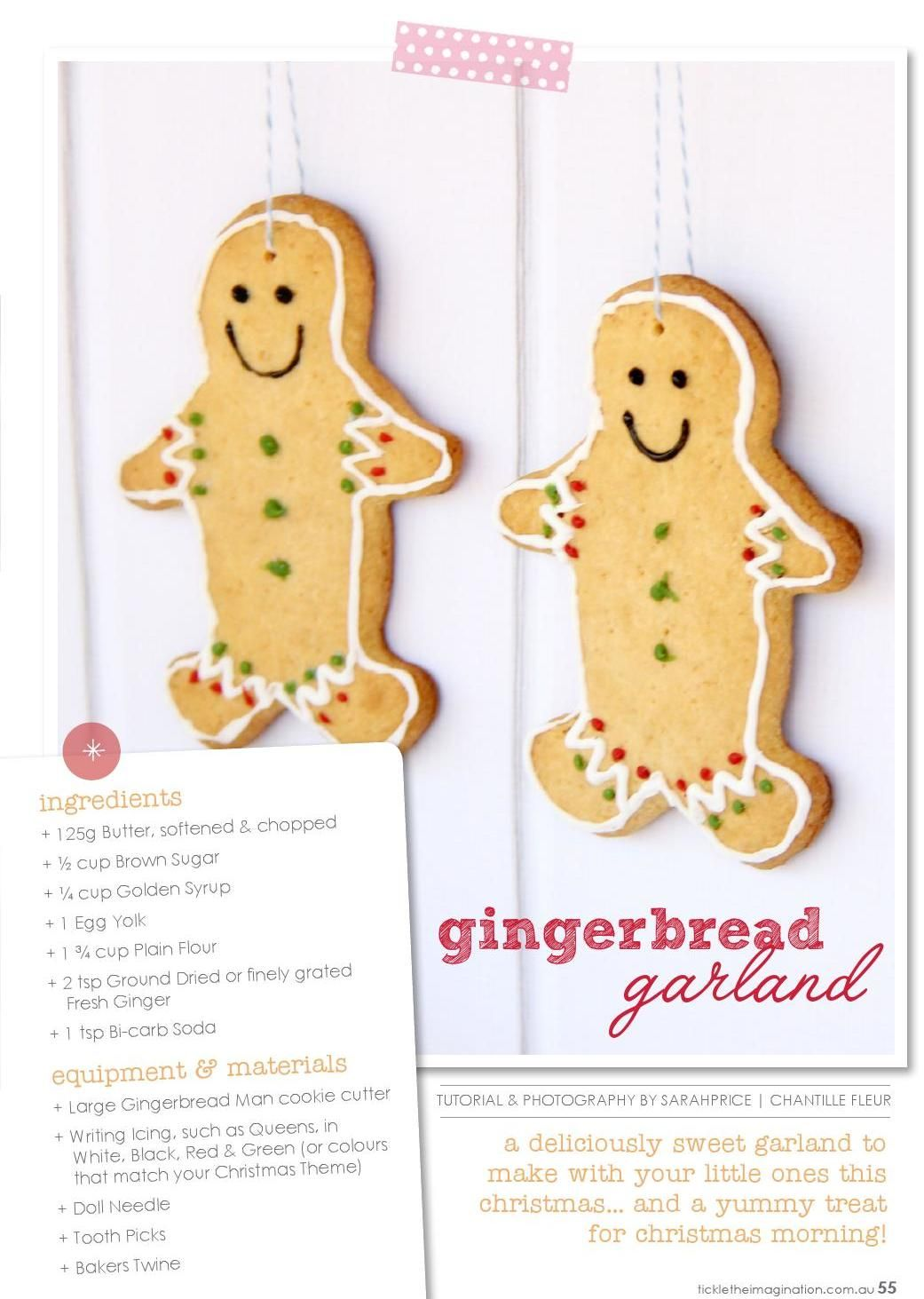 issue14 christmas 2013 Christmas, Gingerbread man