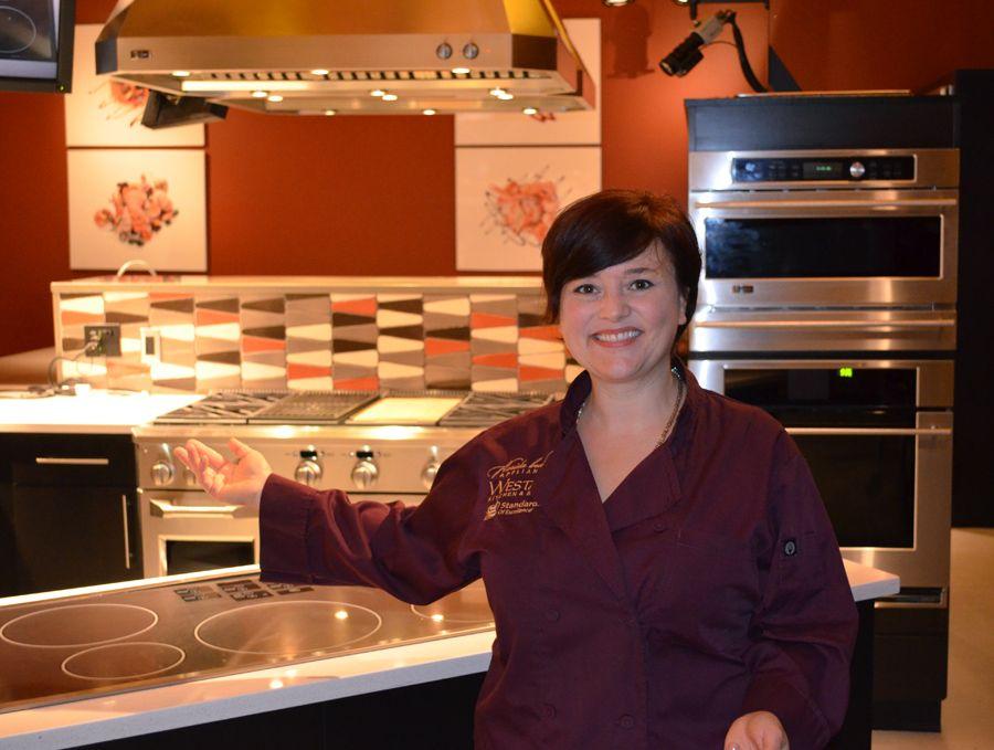 Delightful Chef Rachelle Boucher Of Standards Of Excellence, Florida Builder  Appliances And Westar Kitchen U0026 Bath
