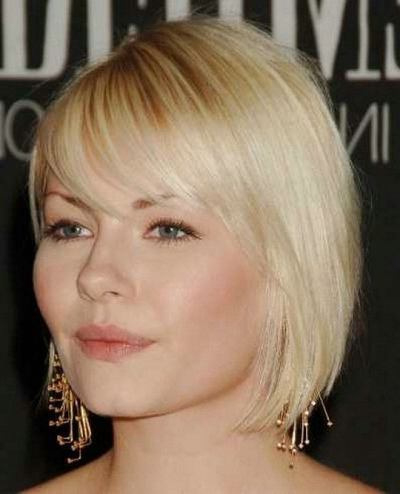 Short bob hairstyles with bangs cute short bob hairstyles with bangs