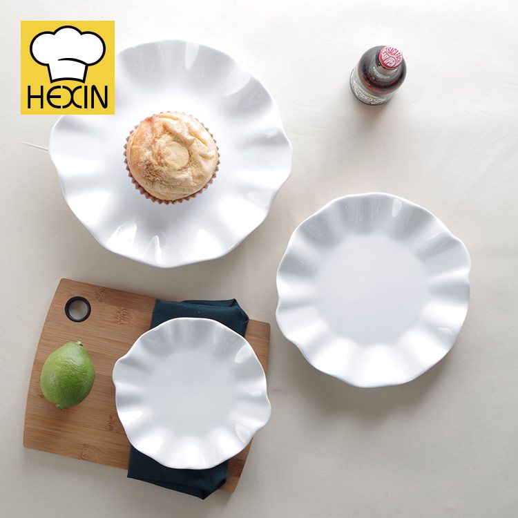 round appetizer plate is china dinnerware. High quality u0026 durable appetizer plates in different styles and sizes are perfect for clubs and caterers. & Round Appetizer Plate | China Dinnerware | Appetizer Plates ...