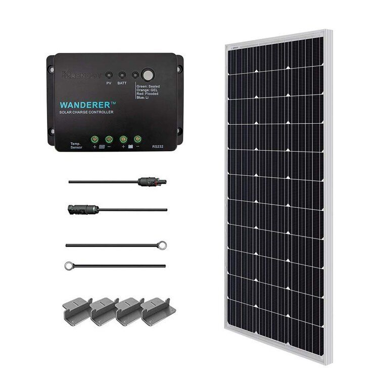 Essential Items For Your Off Grid Tiny House Exploratory Glory Travel Blog Tinyhouse Living Travel Deals In 2020 Solar Heating Solar Kit Solar Panel Kits