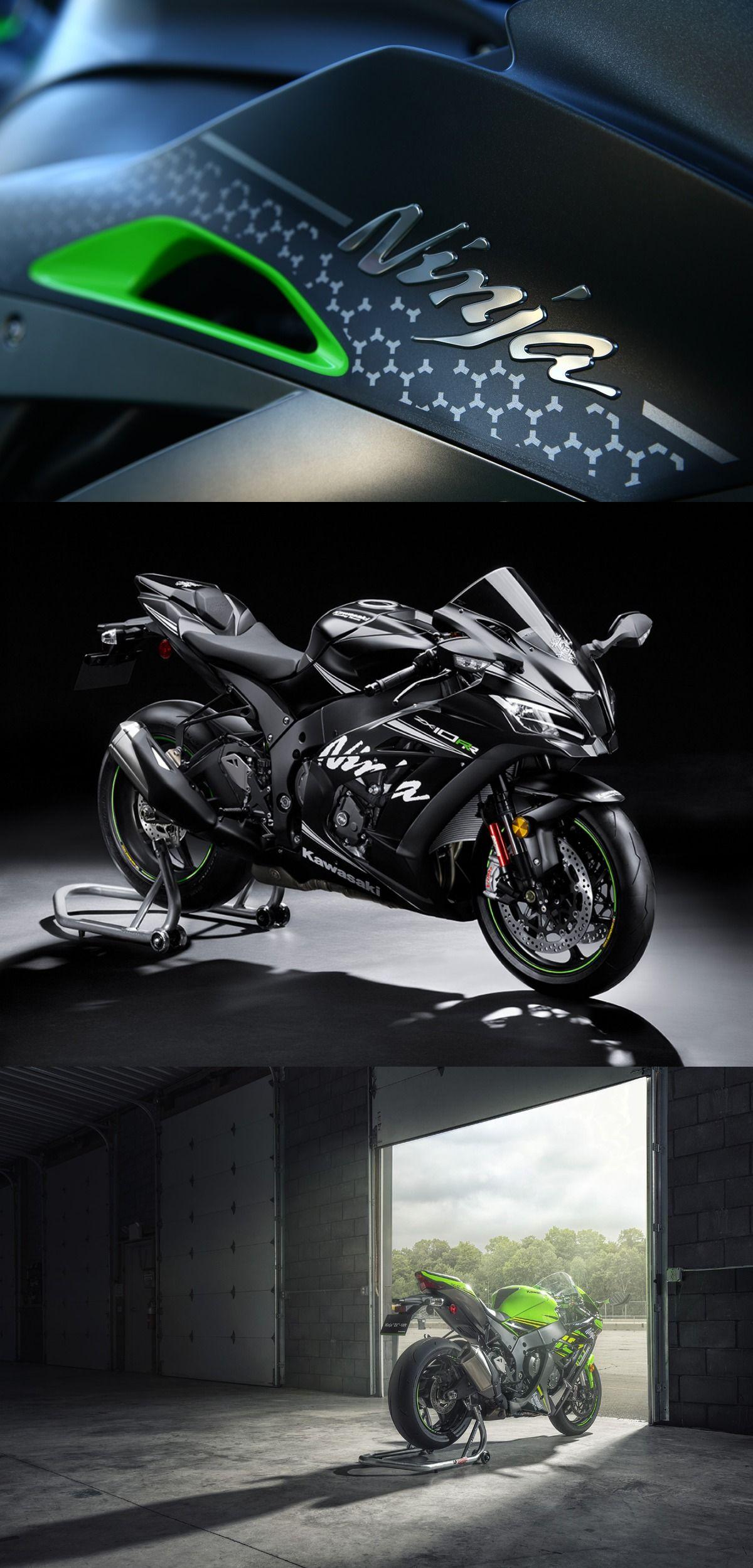 Kawasaki Ninja ZX-10R Model: Power, Mileage, Safety