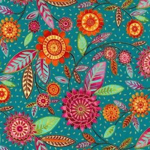 fq Happy Harlequin F830-6 Fabric Freedom Patchwork Quilting