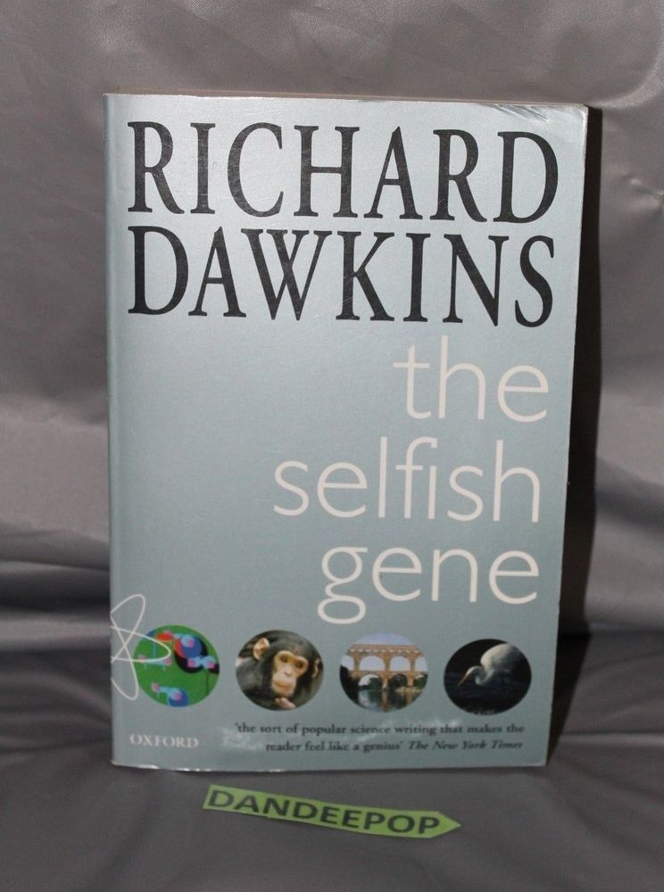 Details About Popular Science The Selfish Gene By Richard Dawkins