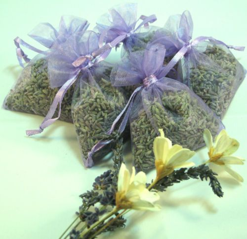 3/5/10/15 bags of Natural Dried Lavender Bags (from 99p) Fragrance + Repel Moth | eBay