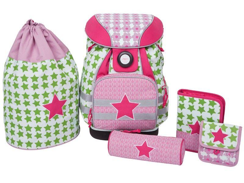Die lässigen Schultaschen mit Stern kombinieren Design, Stabilität und…