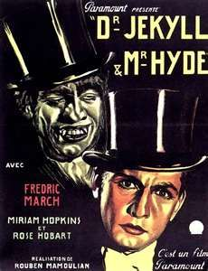 Dr Jekyll And Mr Hyde Vintage 1930s Movie Posters Wallpaper Image Horror Movie Posters Classic Movie Posters Movie Monsters