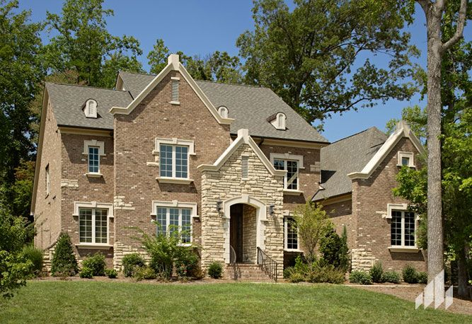 Exterior Stone For Water Table General Shale New Build Photo Gallery House Exterior Home Photo Architecture Details