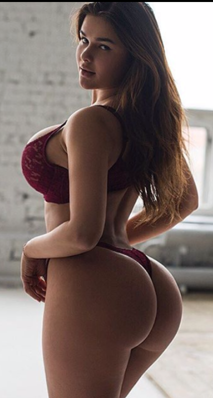 latin bubble butt