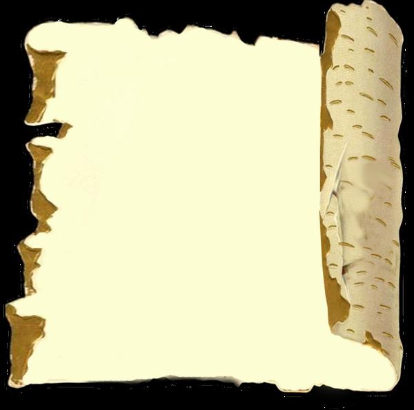Birch Bark Scroll
