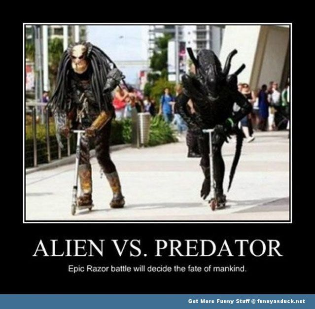 Hilarious Quotes Pictures Answers Page 73 Alien Vs Predator Aliens Versus Predator Aliens Funny
