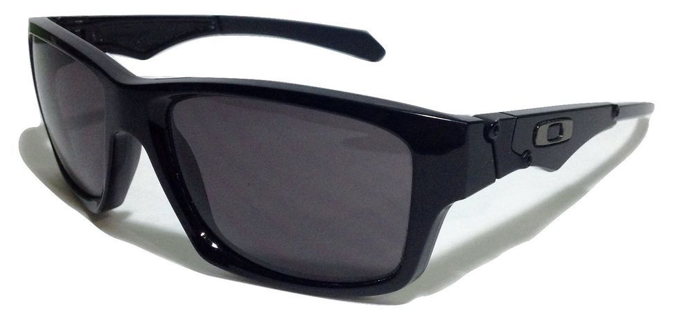 3760b325c06  64.99 - Oakley Jupiter Squared OO9135-01 Polished Black with Warm Grey  Unisex Sunglasses  Oakley  JupiterSquared