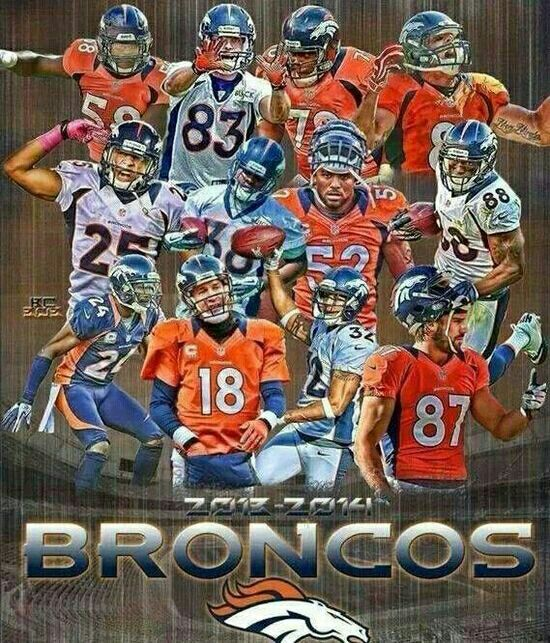 Pin by Earl Manygosts on BRONCOS (With images) Denver