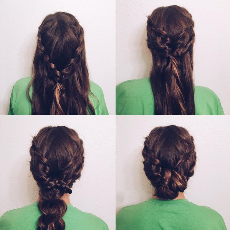 Simple Hairstyles 3 Simple Hairstyles You Can Do For Fall  Simple Hairstyles