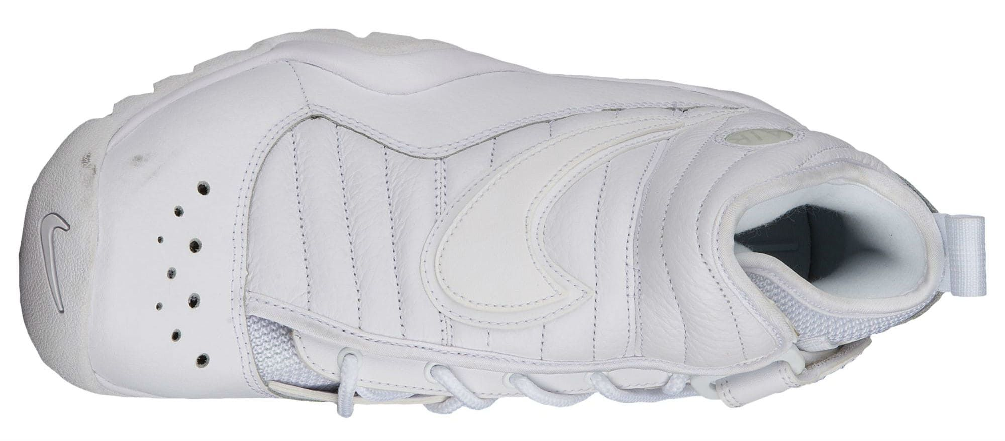 Nike Air Shake Ndestrukt All-White Release Date Top 880869-101 ... 4a1468308