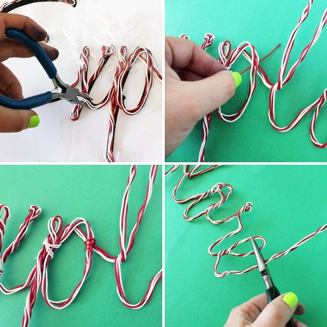 How to Create Wire Word Wall Art | DIY fashion, Wire wrapping and Beads
