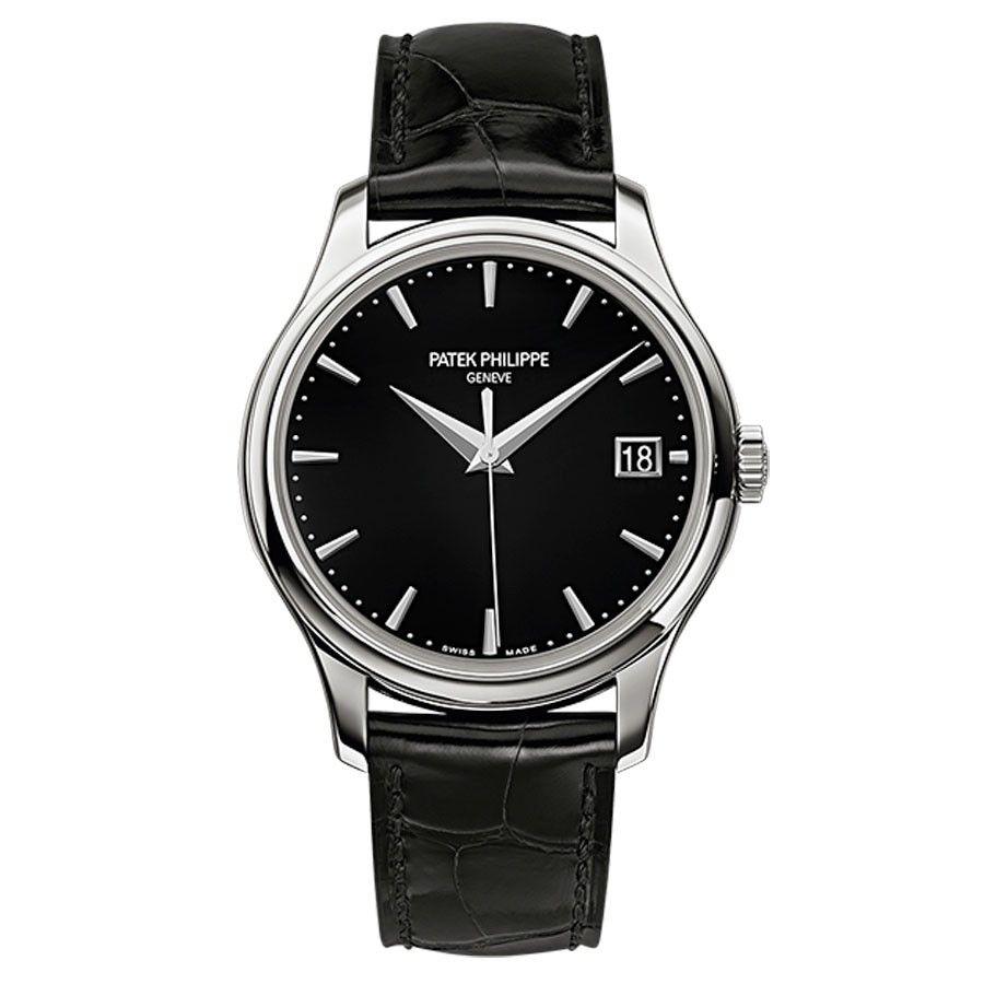 Patek Philippe Calatrava Automatic Black Dial Men S Watch 5227g 010 In 2020 Luxury Watches For Men Patek Philippe Watches Patek Philippe Calatrava