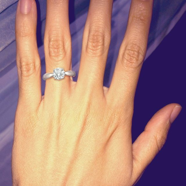 Tiffany Harmony Engagement rings Pinterest Tiffany and