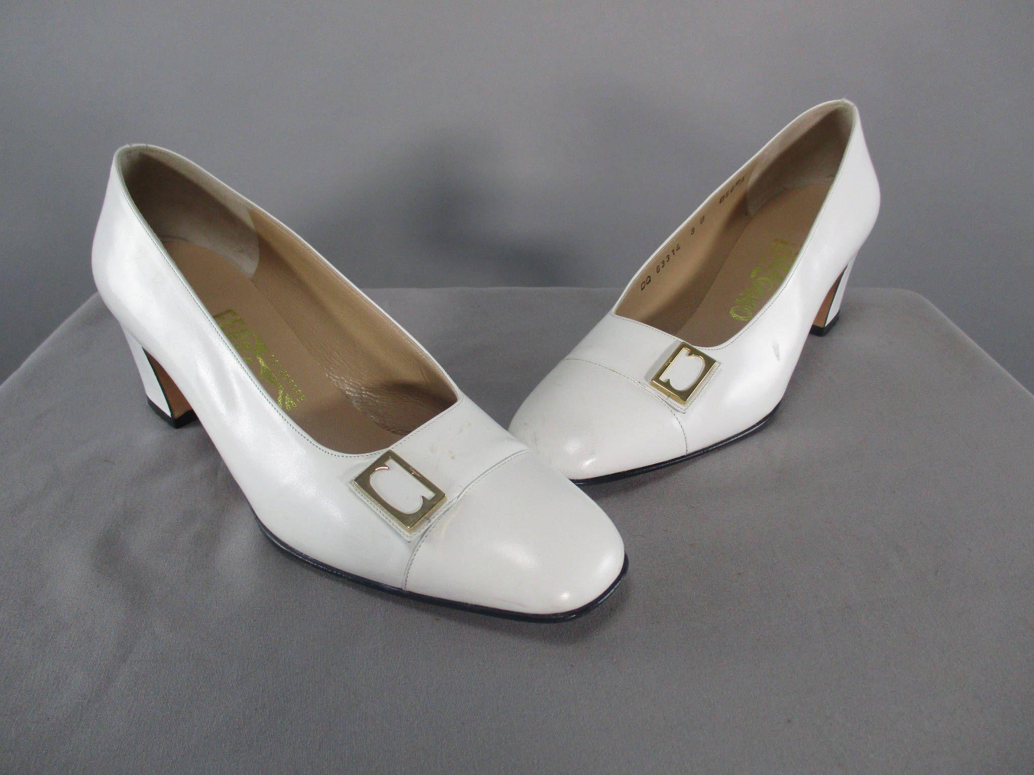 2157e803201 Vintage Ferragamo Shoes