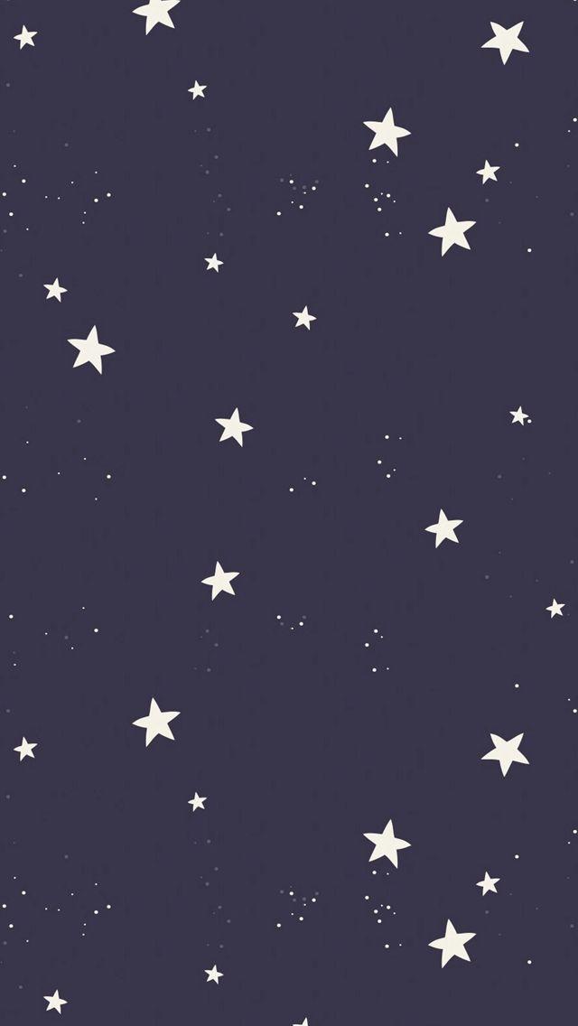 Simple Stars Pattern Dark Background Iphone 5s Wallpaper Dark Wallpaper Iphone Phone Wallpaper Patterns Simple Iphone Wallpaper