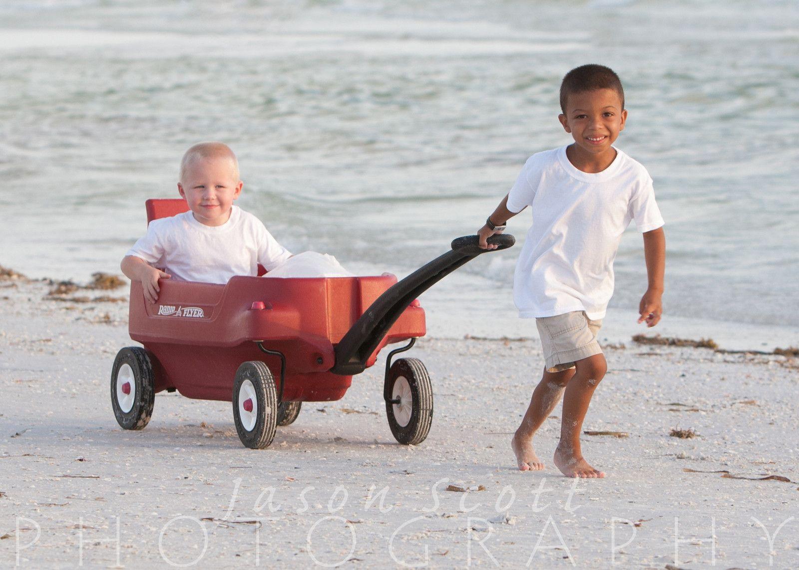 Family Beach Portraits - Siesta Key, Longboat Key ...