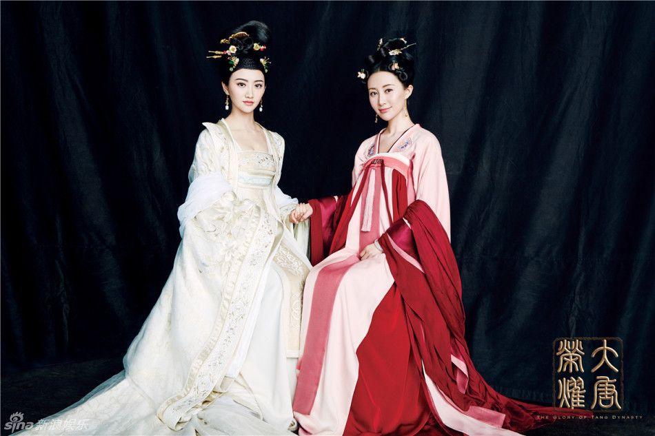 Kites-Chinese Showbiz News-Đại Đường vinh diệu-Cảnh Điềm,Vạn Thiến