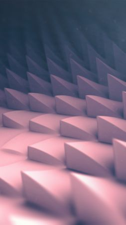 Polygons 3D 4k 5k Iphone Wallpaper Android Abstract