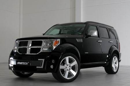 Dodge Nitro In Black Ing Gorgeous