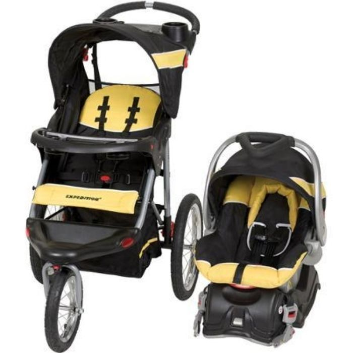 Baby Trend Expedition Millennium Travel System Single Seat ...