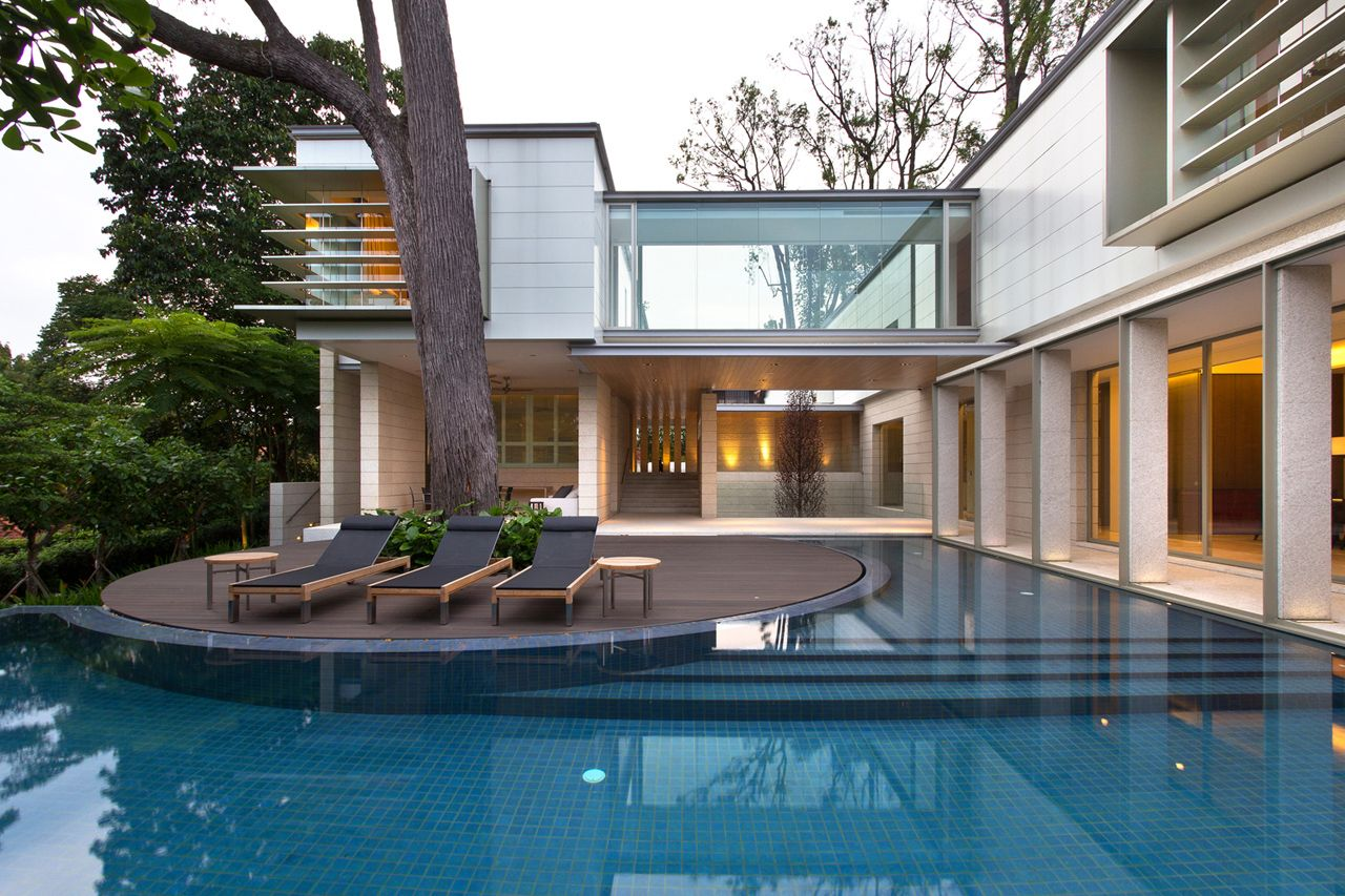 Grange Road house in Singapore by SCDA Architects | Architect ...