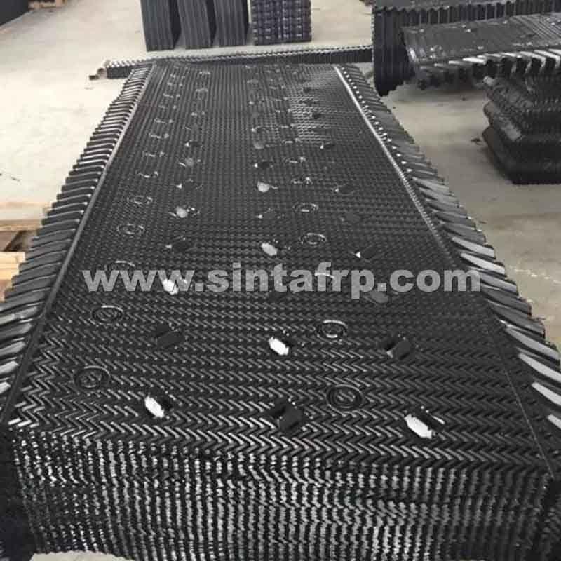 Marley Mx75 Cooling Tower Film Fill Cooling Tower Cross Flow Tower