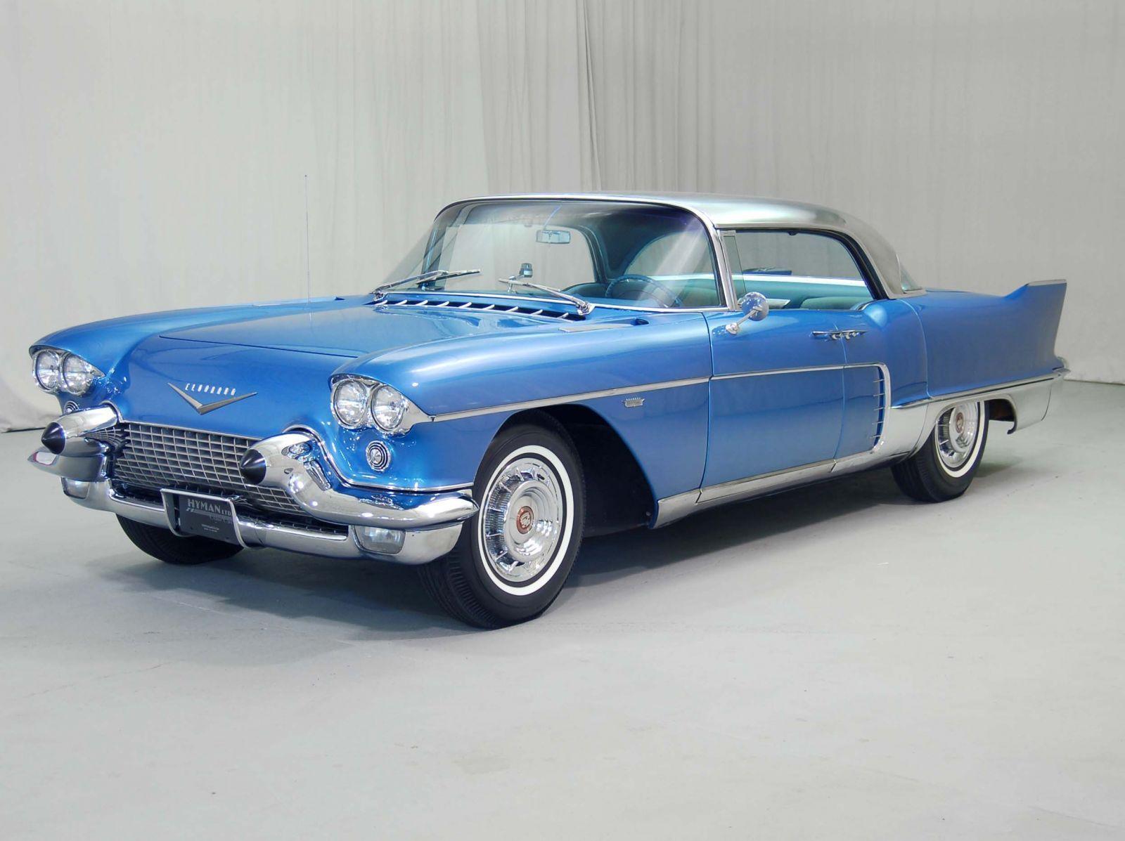 1957 Cadillac Eldorado  – Hyman Ltd. Classic Cars #classiccars #american #classi…