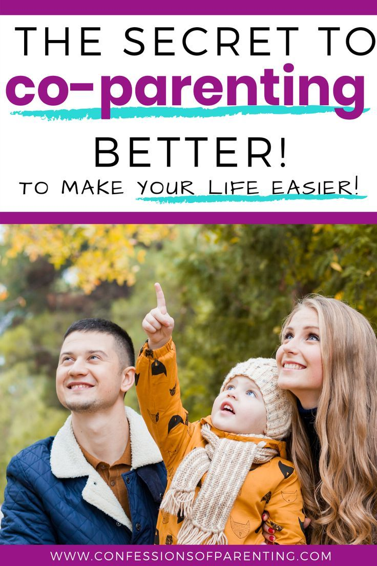 After your divorce, you and your ex need to learn to co-parent together. It's important to set co-parenting boundaries so you both can move on & start over. Here we give you 5 tips to help you co-parent better with your ex and help you set boundaries so everyone can get along. #tips #struggles #boundaries #coparenting #parenting #blendedfamily #communication #schedule #positive #successful #withstepparents