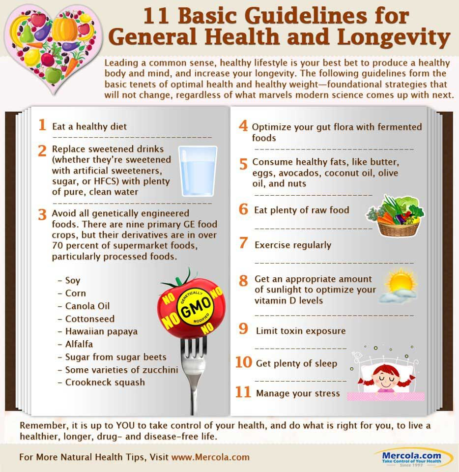 11 Tips For Health And Longevity Delicious Obsessions Infographic Health Health And Nutrition Health
