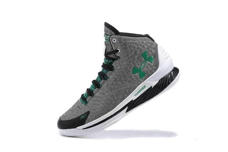 Free Shipping Only 69$ UA Stephen Curry One 1 Dove Grey Green White Black