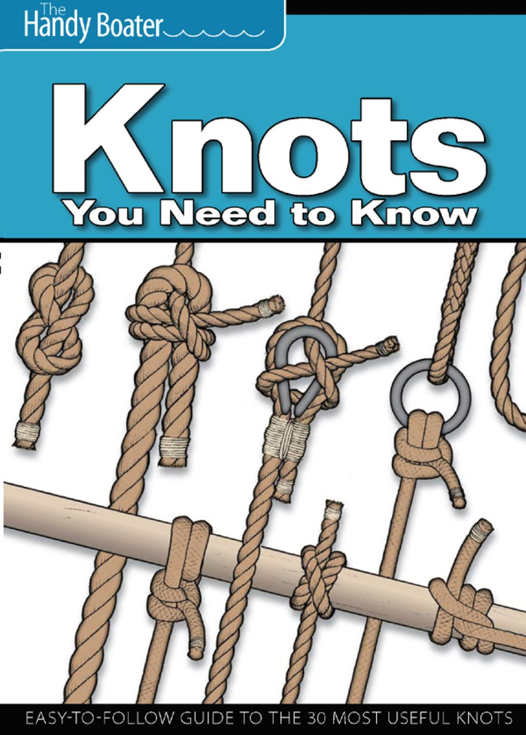 Knots You Need to Know (eBook) #ropeknots
