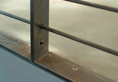 Best The Modern Guardrail Exterior Stairs Exterior Handrail 400 x 300