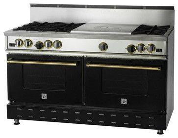 60 Bluestar Rnb French Top Range French Top Luxury Appliances Freestanding Ranges