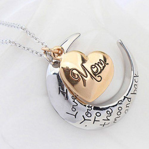 Specification:    Product Details     Item Type Pendant Necklace   Gender For Women   Metal Type Alloy   Style Trendy   Shape/Pattern Heart   Length 45CM   Weight 0.050KG   Package Contents 1 x Necklace