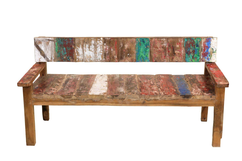 Astonishing Boat Wood Bench Reclaimed Boatwood In A Funky Outdoor Indoor Spiritservingveterans Wood Chair Design Ideas Spiritservingveteransorg
