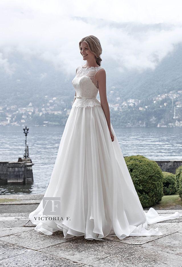 Abiti Da Cerimonia Aversa.Abiti Da Sposa Victoria F Wedding Dresses Long Wedding Dresses