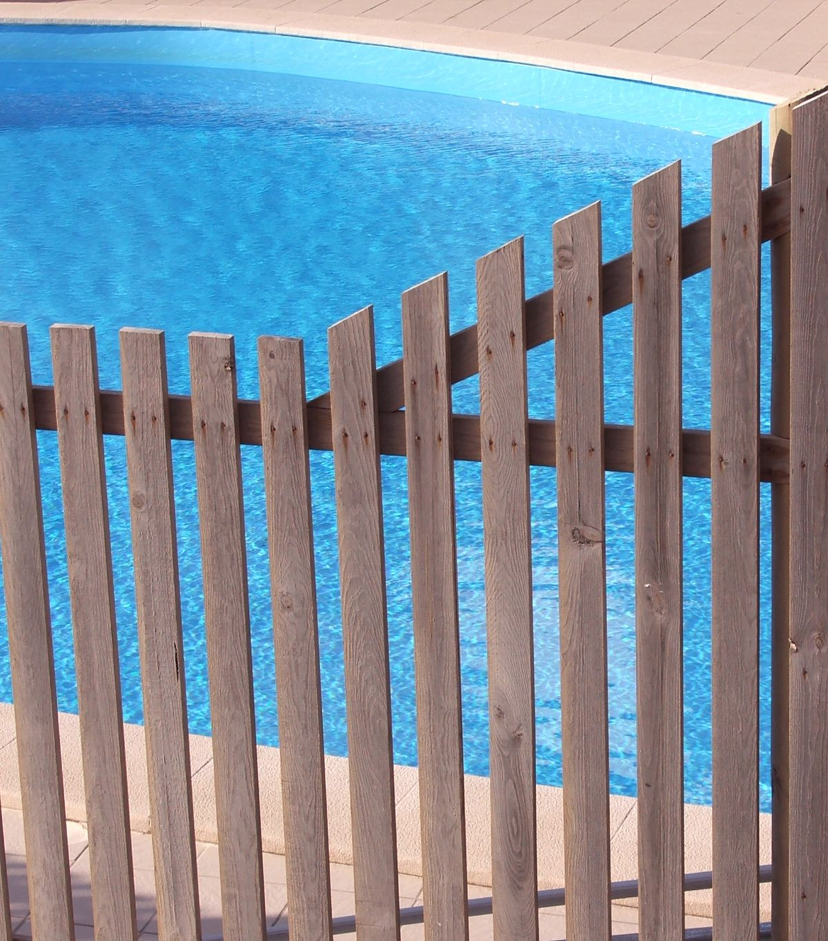 pool fence - Google Search
