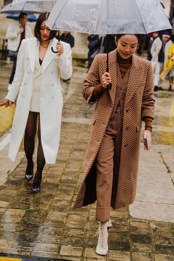 Photo of Paris Fashion Week Street Style ser ut til høsten 2020