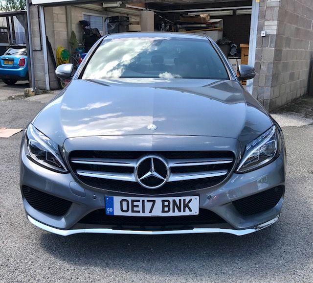 The Mercedes-Benz C Class #carleasing Deal